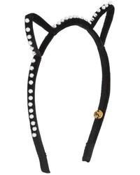 Eugenia Kim Studded Cat Ear Headband