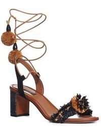 Dolce & Gabbana Dolcegabbana Block Heel Sandal
