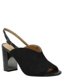 J. Renee Maarya Block Heel Sandal