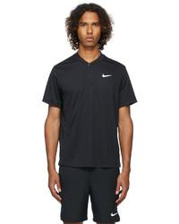 Nike Black Dri Fit Court Polo