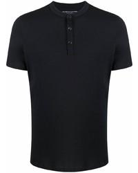 Majestic Filatures Button Placket T Shirt