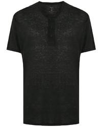 OSKLEN Chest Pocket Smock T Shirt