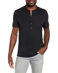 John Varvatos Star USA Clifton Regular Fit Henley