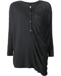 Raquel Allegra Longsleeved Henley T Shirt