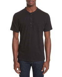 rag & bone Slim Fit Henley T Shirt