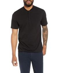 Calibrate Trim Fit Henley T Shirt