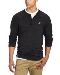 Lrg Core Collection Long Sleeve Raglan Henley Shirt