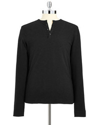 Vince Camuto Long Sleeved Henley