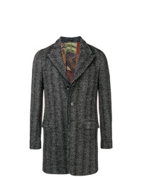 Etro Herringbone Coat