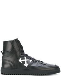 Arrows patch hi top sneakers medium 5238374