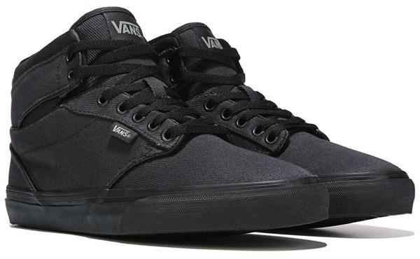 $74, Vans Atwood High Top Skate Shoe