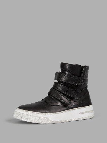 ... Black High Top Sneakers Bruno Bordese Bb Sneakers