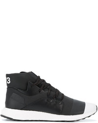 Y-3 Black Adidas Kozoko High Top Trainers