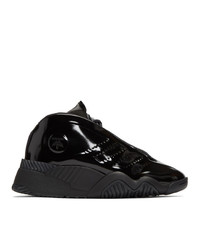 Adidas Originals By Alexander Wang Black Aw Futureshell Sneakers