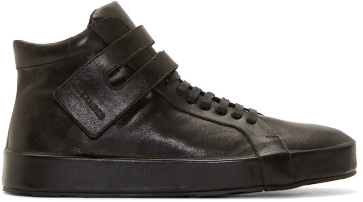 pictures for sale under $60 cheap price Jil Sander mid top sneakers with paypal cheap online outlet footaction lPi28JqHMq