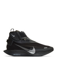 Nike Black Zoom Pegasus Turbo Shield Wp Sneakers