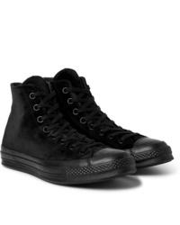 Converse Chuck 70 Velvet High Top Sneakers