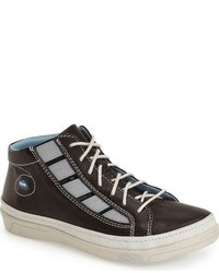 Cloud aglaia leather high top sneakers medium 681238