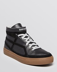 Diesel Usa Project Route High Top Sneakers