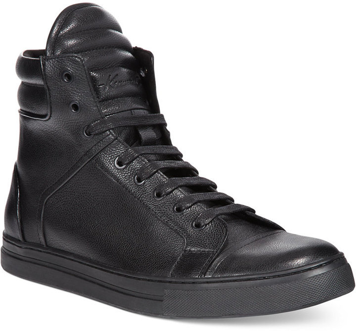 4e8a034fc6190 ... Kenneth Cole New York Double Header High Top Sneakers ...