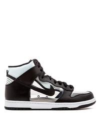 Nike Dunk Hi Retro Cdg Hi Top Sneakers