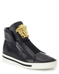 Versace Men's High Top Sneakers from