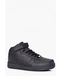 Boohoo High Top Trainers