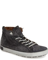Blackstone Jm 02 High Top Sneaker