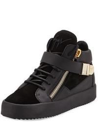 May london high top sneaker nero medium 693001