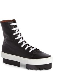 Givenchy Platform High Top Sneaker