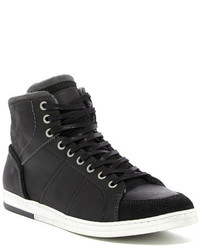 Dune London Scotch High Top Sneaker