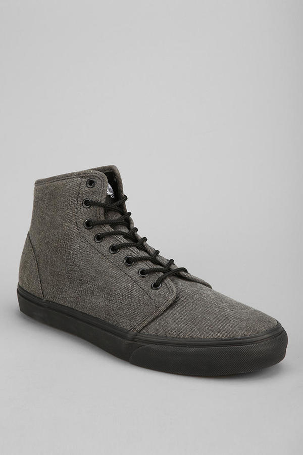 Urban Outfitters Vans 106 High Top Washed Sneaker