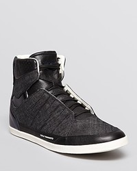 Y-3 Honda High Top Sneakers