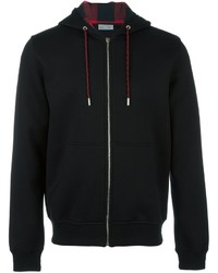 Christian Dior Dior Homme Zipped Hoodie