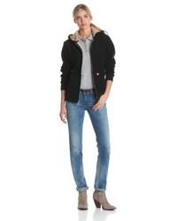 Dickies Sherpa Bonded Fleece Hooded Jacket