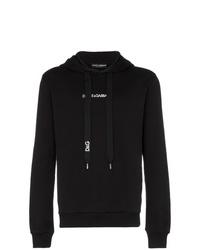 Dolce & Gabbana Ed Hooded Jumper