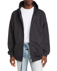 Fear Of God Everyday Oversize Zip Hoodie