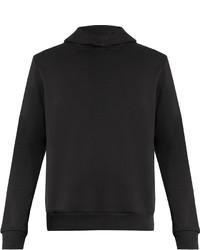 Fanmail Hooded Cotton Jersey Sweatshirt