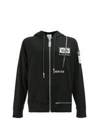 Maison Mihara Yasuhiro Hooded Patch Jacket