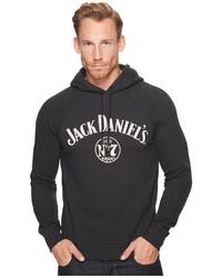 Lucky Brand Jack Daniels Hoodie Sweatshirt
