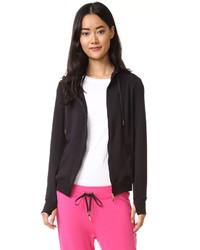 Kate spade new york cozy tab bow hoodie medium 725410