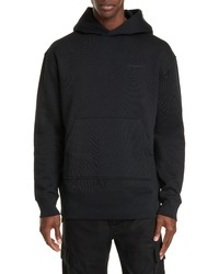 Bottega Veneta Logo Cotton Blend Hoodie