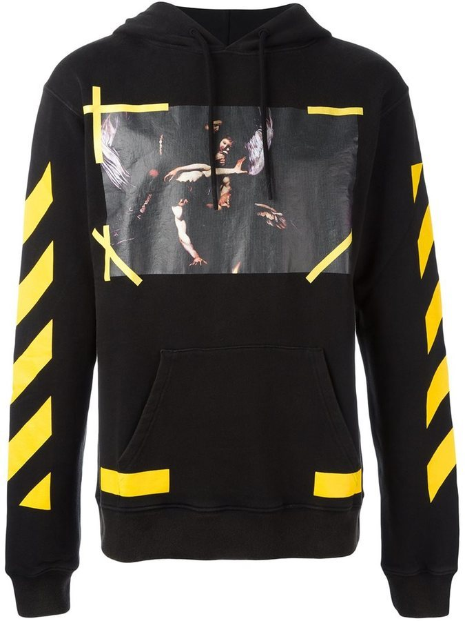 off white 7 opere hoodie where to buy how to wear