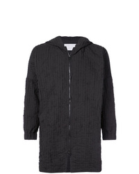 Private Stock Raw Stripe Hooded Jacket