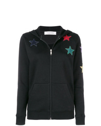 Valentino Star Embroidered Hoodie