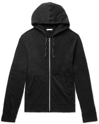 James Perse Supima Cotton Jersey Hoodie
