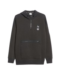 Puma X First Mile Knit Hooded Anorak