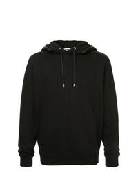 McQ Alexander McQueen Zip Detail Hoodie
