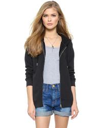 Zip through hoodie medium 353530