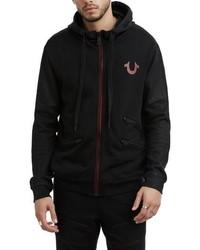 True Religion Brand Jeans Zip Up Hoodie